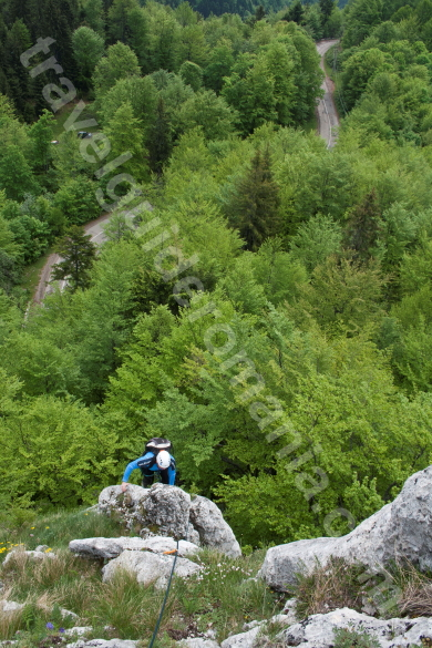 Climbing in Romania - Apuseni Mountains