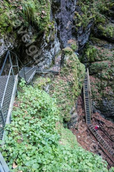 Visiting Scarisoara Ice Cave - Romania