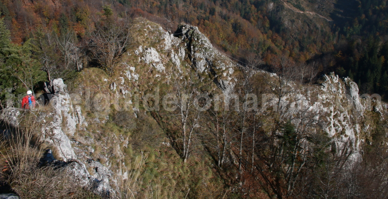 places worth visiting in Romania - Via ferrata Apuseni
