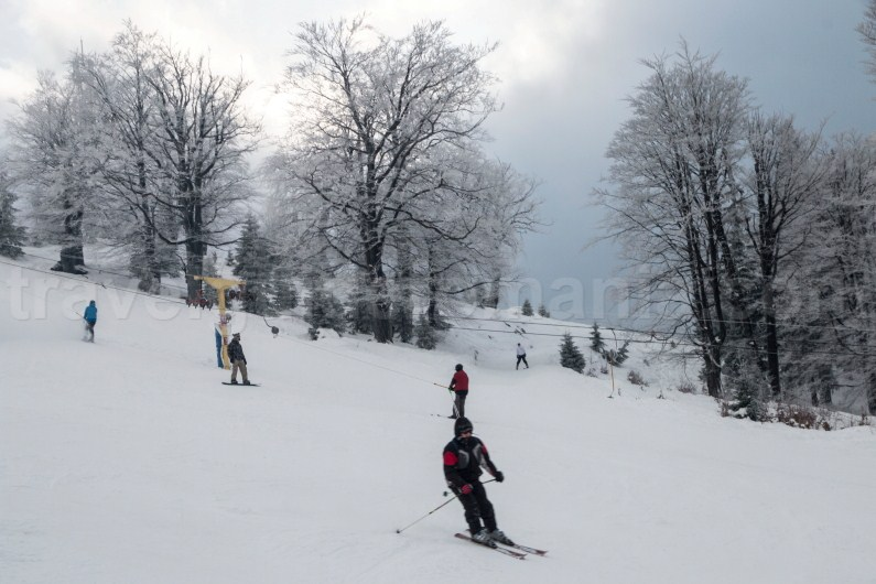 Information about Straja ski resort - Romania