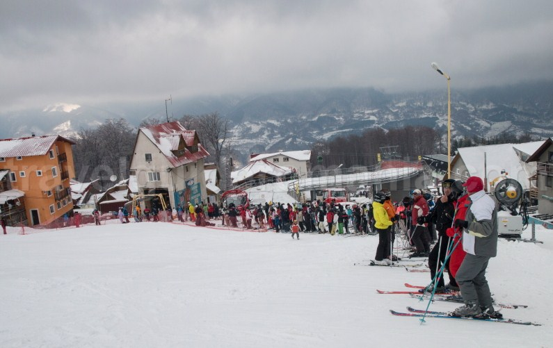 Montana cottage - Straja ski resort
