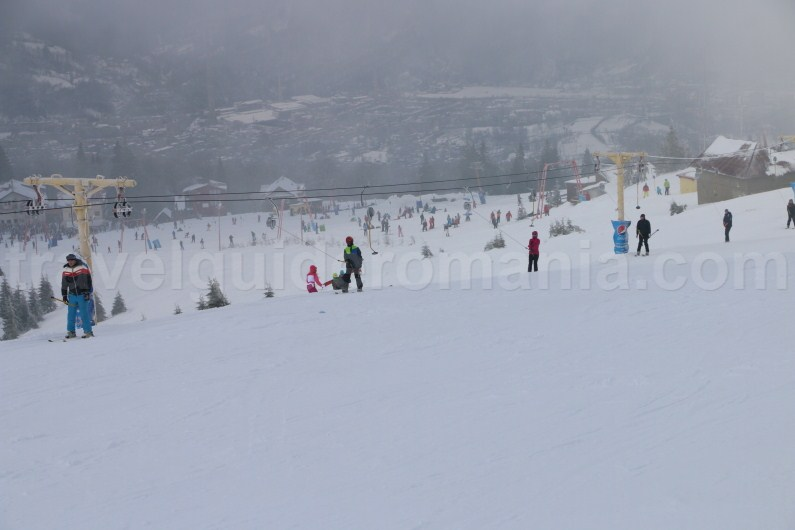 Valcan Mountains - Romania - Straja ski resort