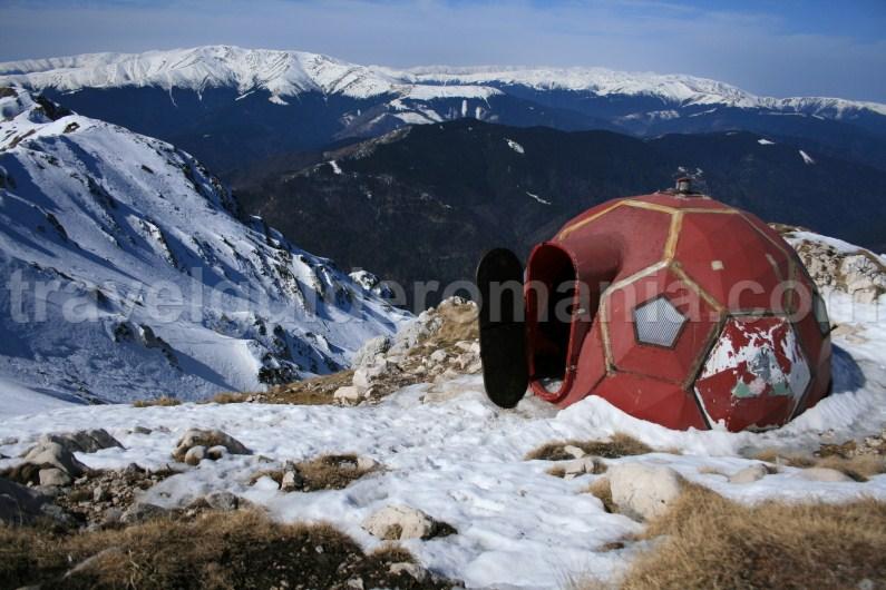 Ascutit shelter - Piatra Craiului mountains