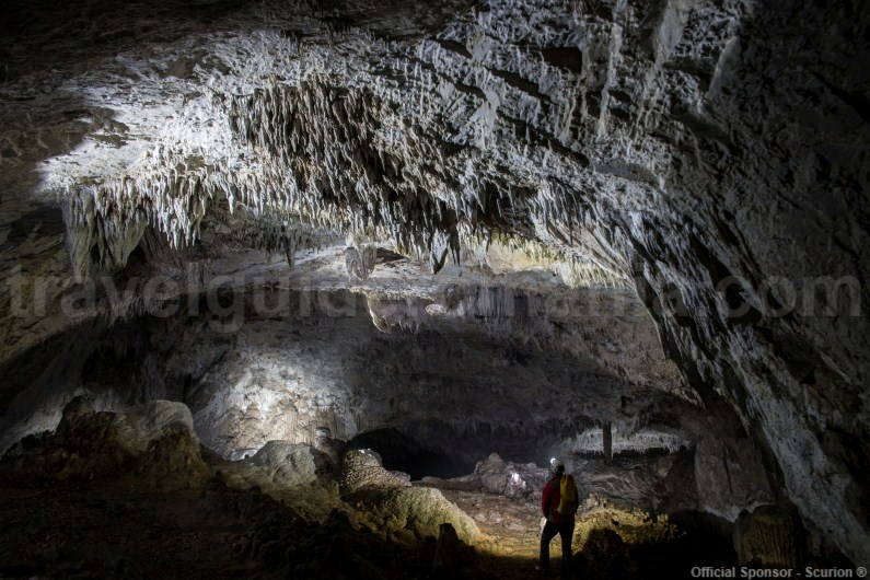 Big caves in Romania - Meziad cave