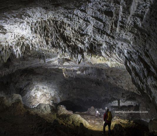 Meziad show cave - Romania