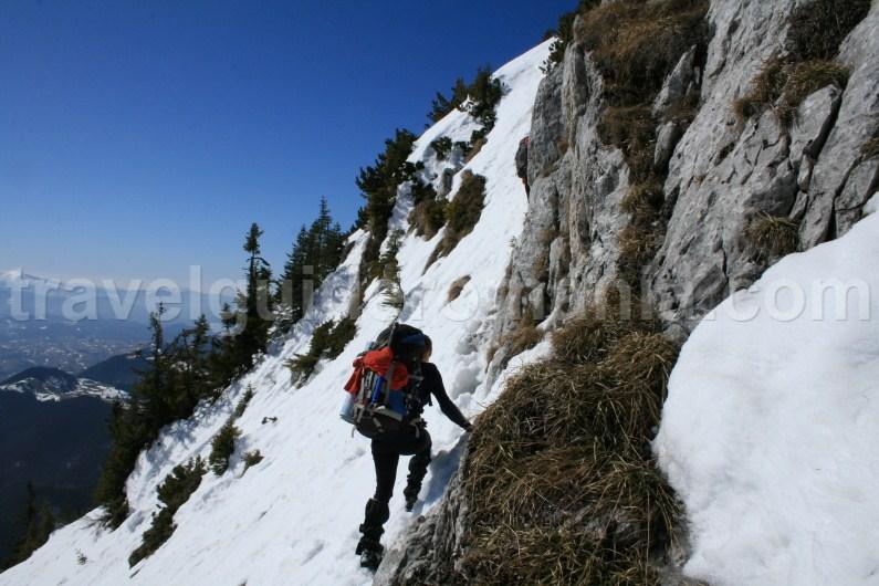Trekking in Piatra Craiului Mountains