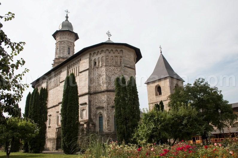 Monasteries of Bucovina - Dragomirna monastery