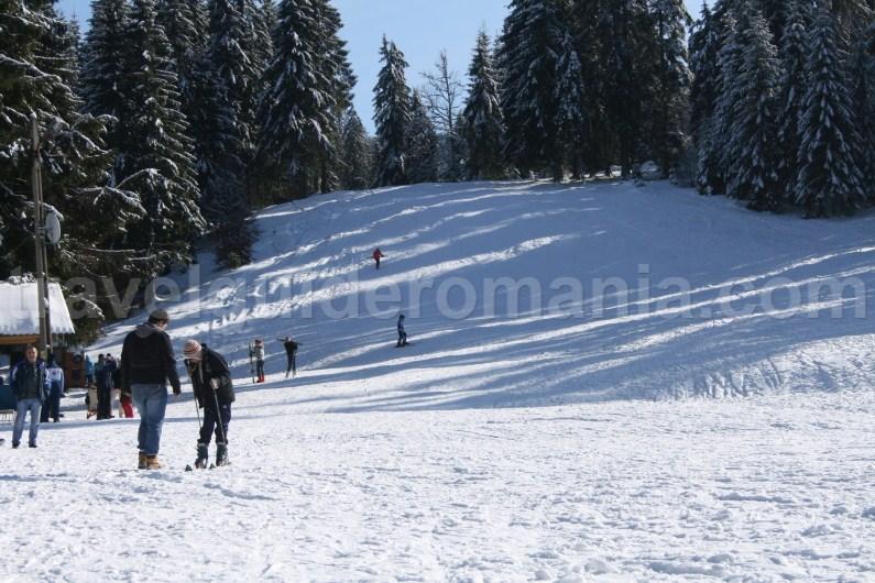 Stana de Vale ski slope