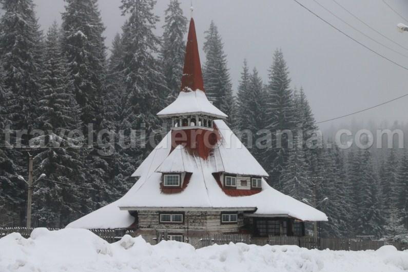 Visiting Stana de Vale ski resort - Romania