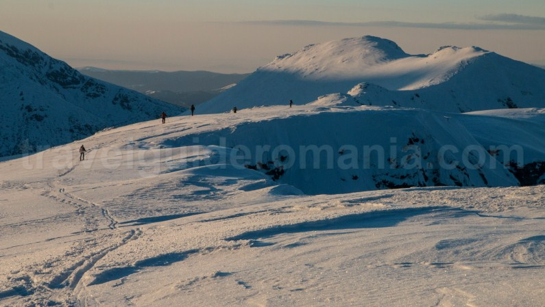 Carpathians Mountains in Romania - Parang Mountains