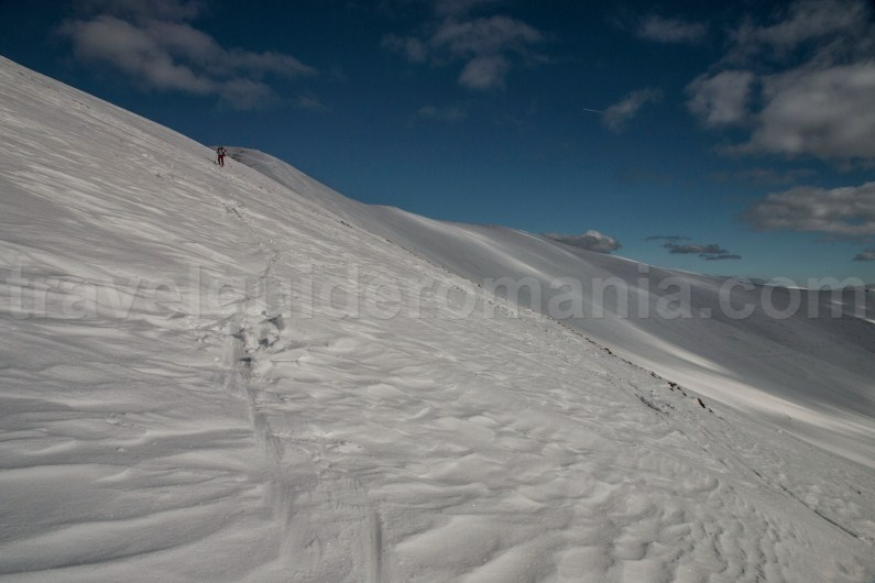 Guided trips - ski touring in Romania