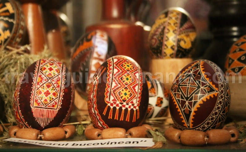 Traditional Romanian motifs from Bukovina - Romania