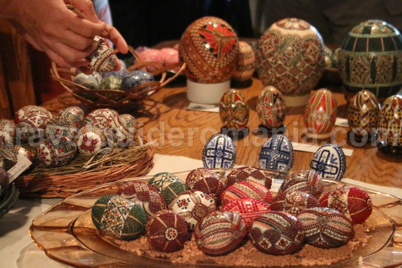 Traditions regarding the decoration of eggs for Easter