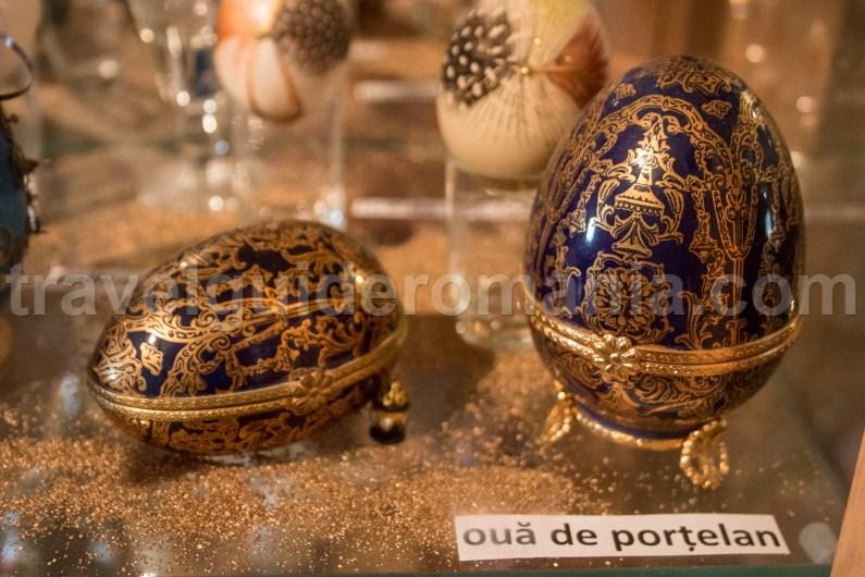 Visiting Bucovina, Romania - Egg Museum