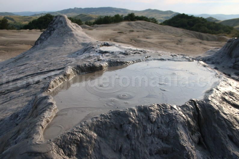 Berca Mud Volcanoes - Romania