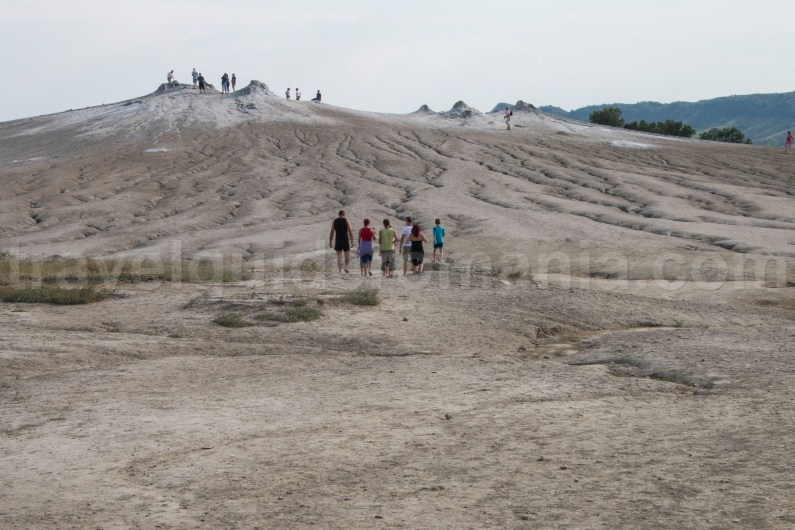 Tourism in Buzau county - Berca Mud Volcanoes