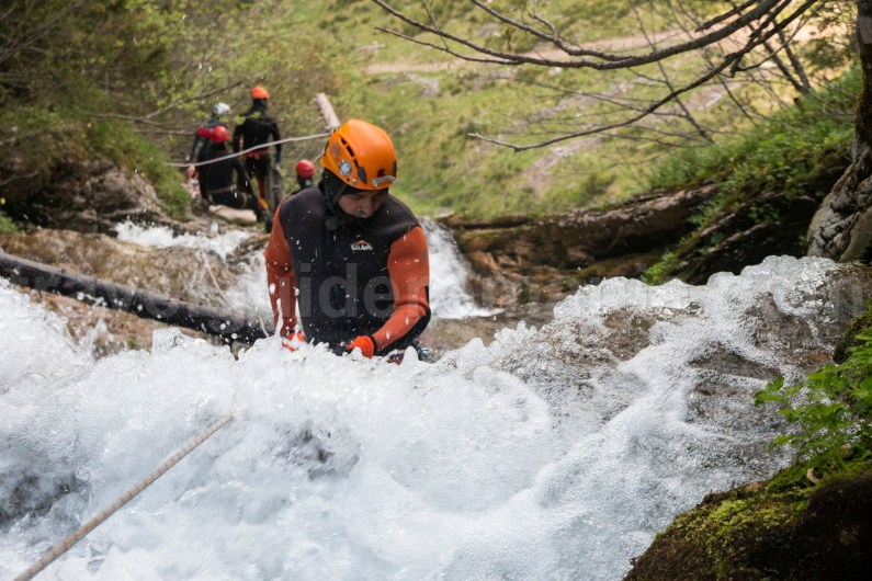 Canyoning in Maramures - Horses Canyon