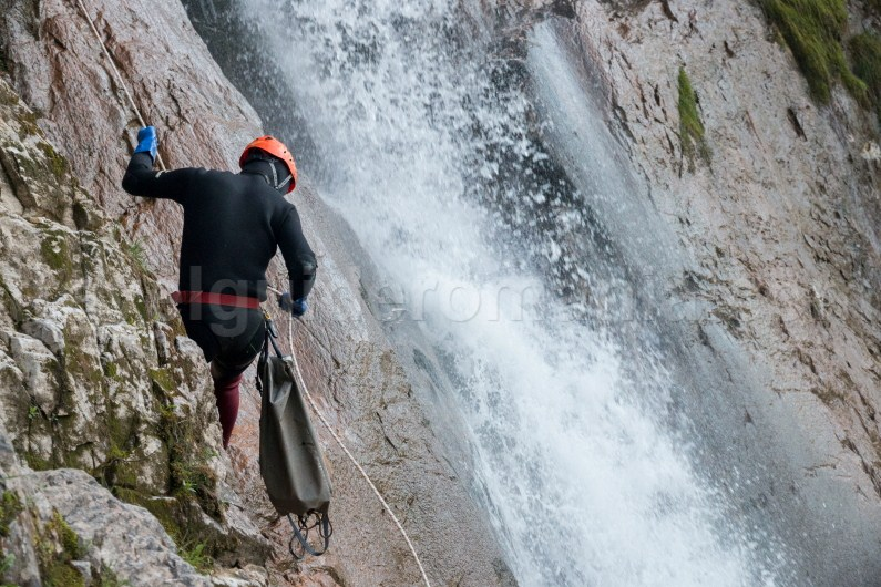 Canyoning in Romania - Horses' Canyon