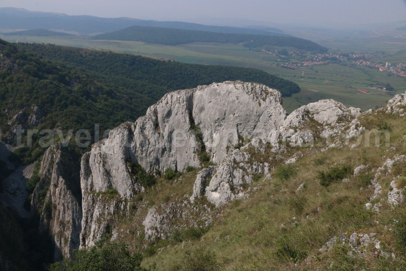 Best places to see in romania - Turzii Gorge
