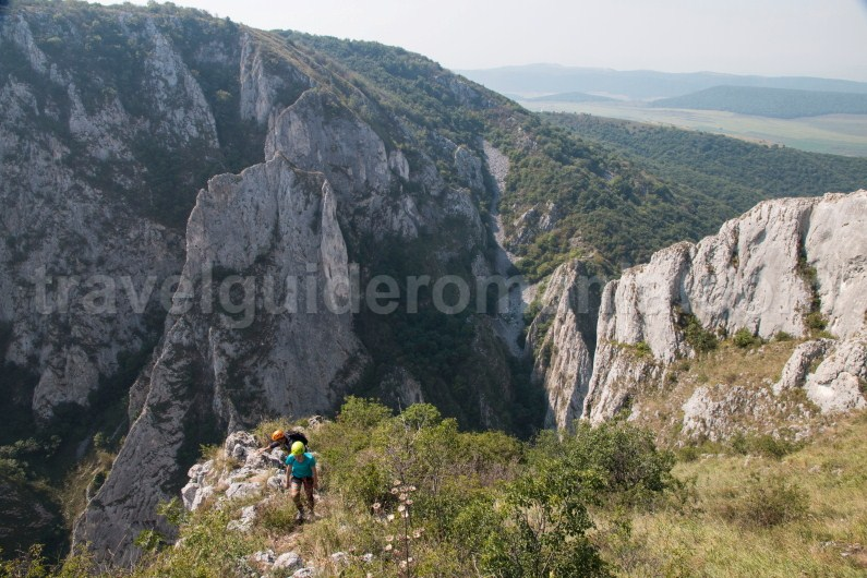 Main attractions in Romania - Turzii Gorge