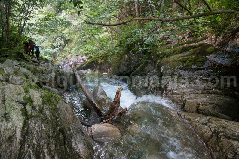 Adventure activities in Romania - Canyoning in Retezat Mountains