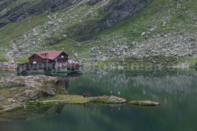 Balea lodge - Fagaras Mountains - travel to Romania