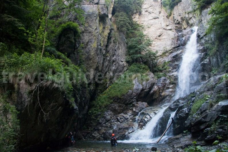 Marii Valley and waterfall - Retezat Mountains - Travel to Romania
