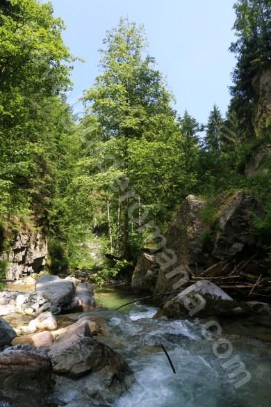 Trekking to Marii Valley - Retezat Mountains