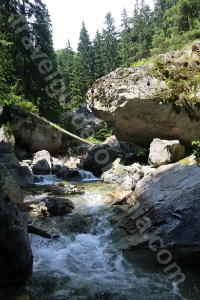 Valleys in Romania - Marii Valley - Retezat Mountains