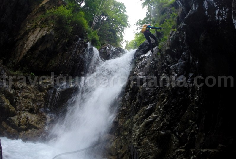 What to see in Jiului Valley - Canyoning Marii Valley