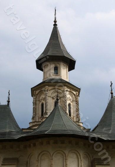 Moldavian arhitecture style - Romania