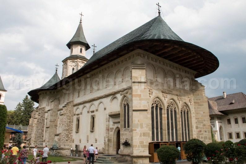 Putna Monastery in Bukovina, Romania