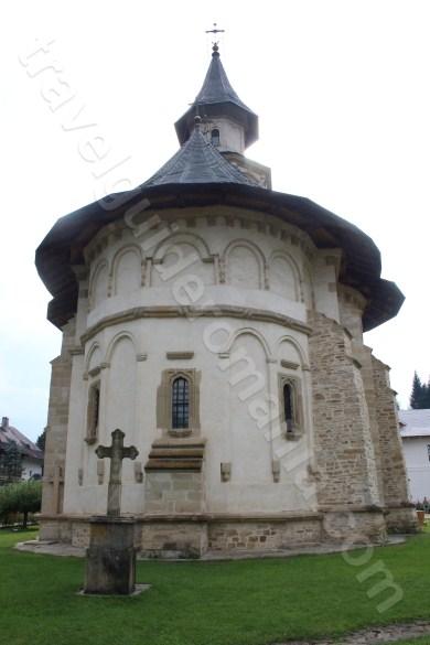 Putna Monastery in Romania - Bucovina