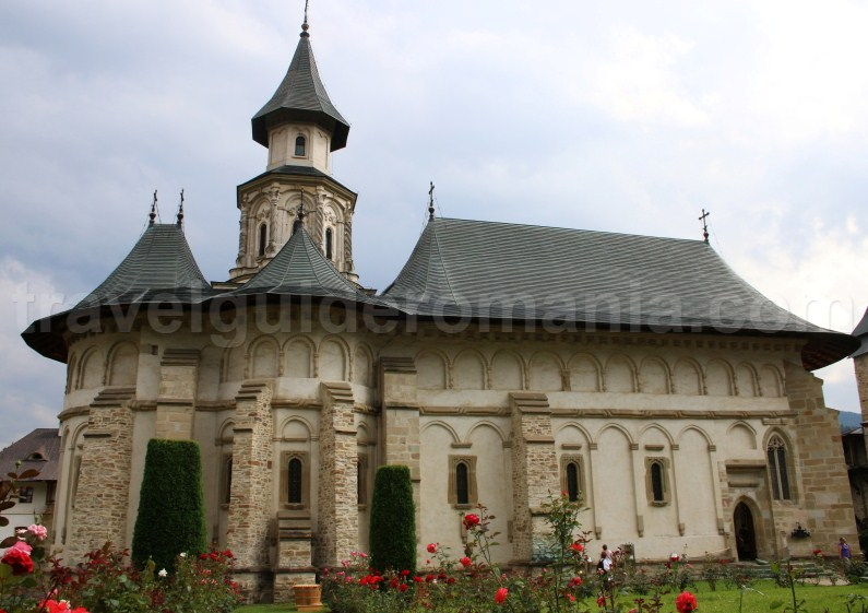 Putna monastery - christian churches of Bukovina