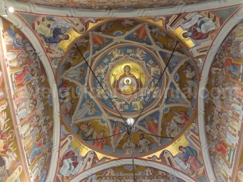 Religious tourism in Romania - Putna Monastery
