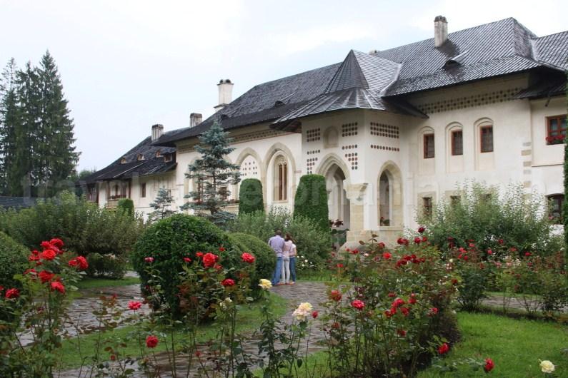 Religious travel in Romania - Putna Monastery