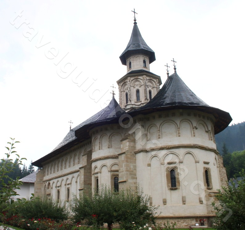 Travel in Romania - Monasteries from Moldova and Bucovina