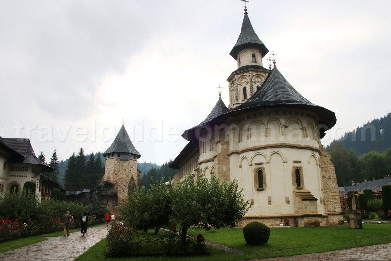 Travel to Moldavia - Putna Monastery