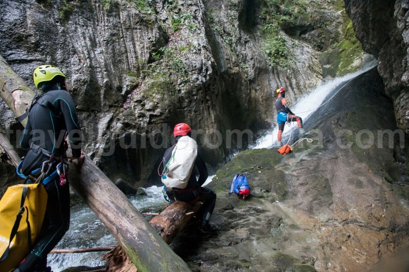 Canyoning trips in Romania - Travel guide Romania