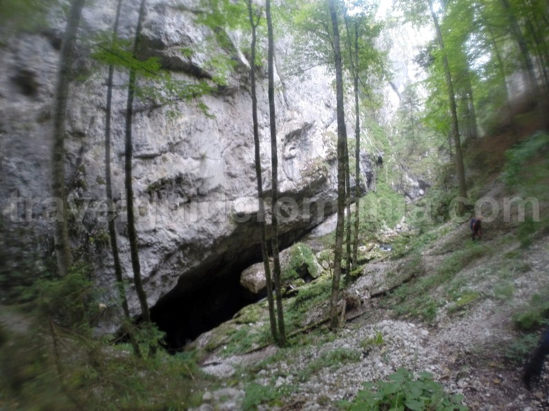 Galbenei Canyon - Things to see in Transilvania