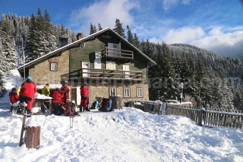 Accommodation in Ceahlau mountains - Fantanele chalet