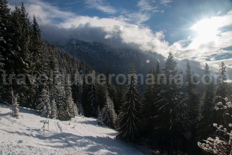 Outdoor treks in Romania - Ceahlau Mountain