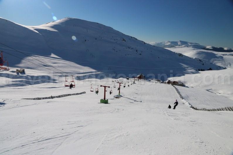 Outdoor trips in Romania - Sinaia Ski Resort