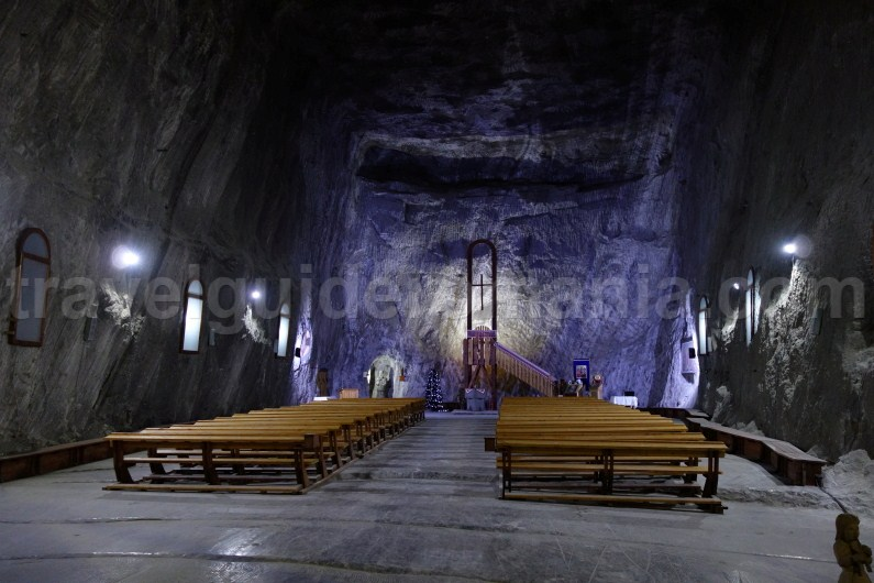 Romania guide - places to visit in Romania - Praid salt mine