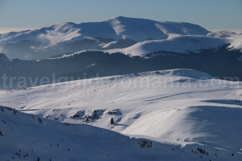 Romania ski resort guide - Sinaia ski resort - travel to Romania