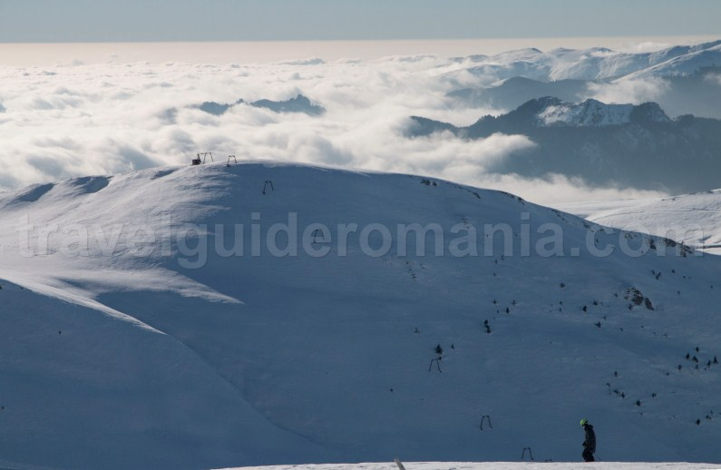 Sinaia Ski Resort Guide - Prahovei Valley - Bucegi Mountains
