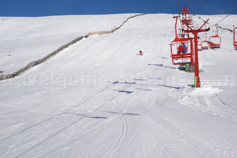 Sinaia ski resort - Prahova Valley - travel to Romania