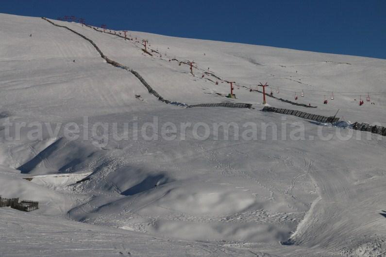 Ski trips in Romania - Sinaia ski resort