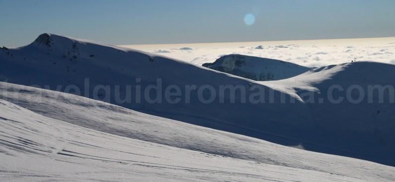 Skiing holidays in Romania - Sinaia ski resort - Prahovei Valley