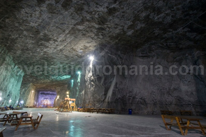 Where to go in Romania - Transilvania - Praid Salt Mine